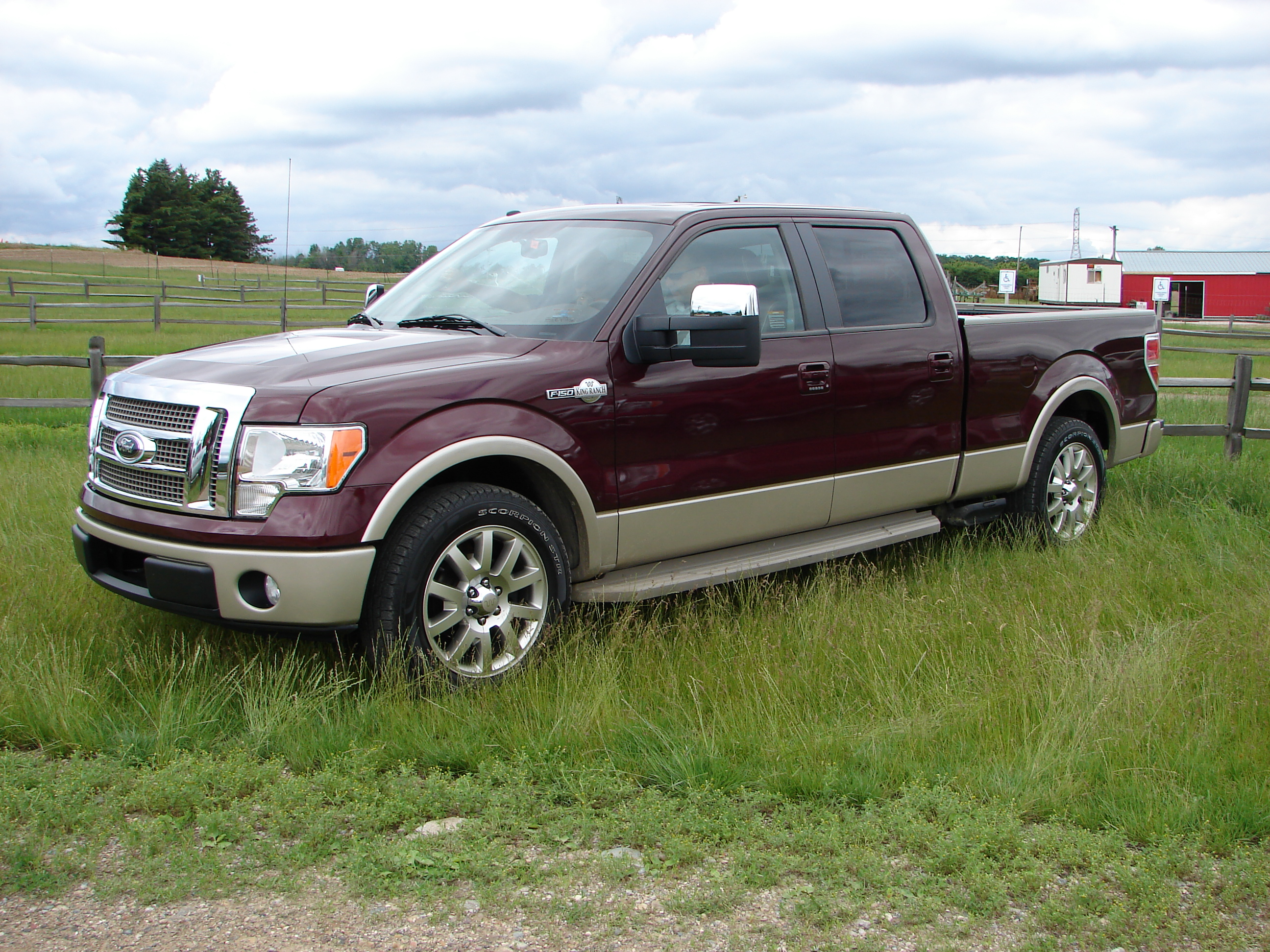 Ford 2009 F150 First Review Welcome To Fuel Filter The New Is Part Of Trend 1 2 Trailering With Optional Integrated Trailer Brake Controller Similar Option Super Duty
