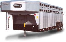 Titan stock trailer