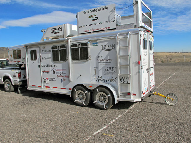 Direclink From Tuson Rv Brakes Has Finally Abs Trailer For Fast Smooth Safer Stops Anti Lock Trailers Horse