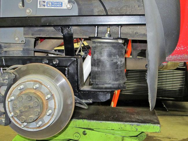 Auto Flex Complete Air Bag Suspension Replacement For