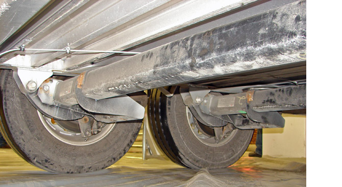 Ultimate Hybrid Trailer Axle Torsion Air Welcome To