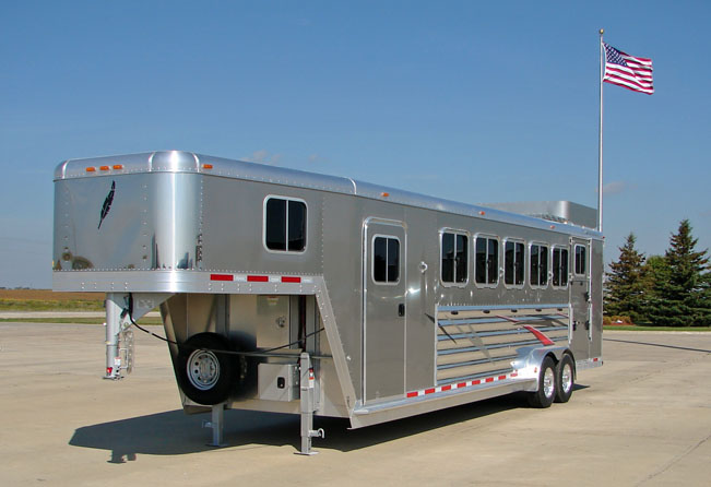 Featherlite Trailer Factory Review - welcome to mrtrailer.com on