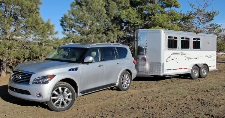 infinity 2012 qx 56 suv for towing trailers welcome to. Black Bedroom Furniture Sets. Home Design Ideas