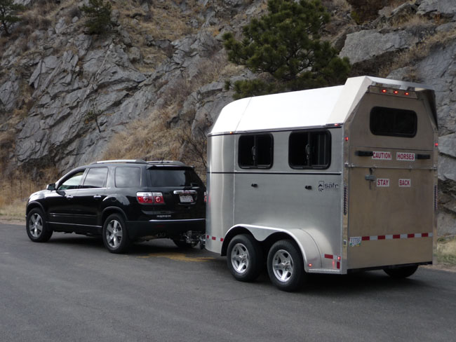 Safr Horse Trailers Aluminum Horse Trailers Fill The Void Left