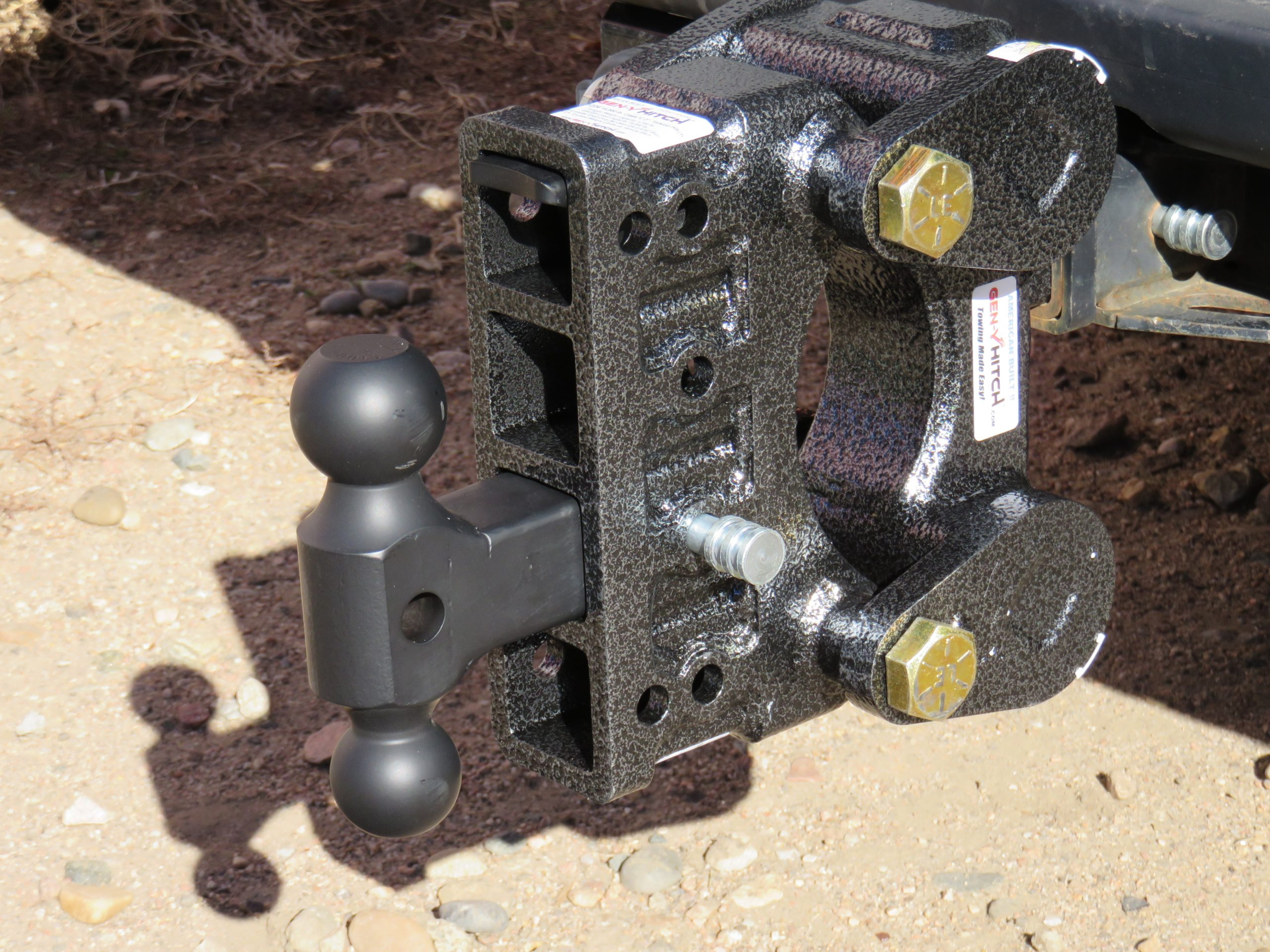 Gen Y Hitch One Hitch Does It All And A New Torsion Flex