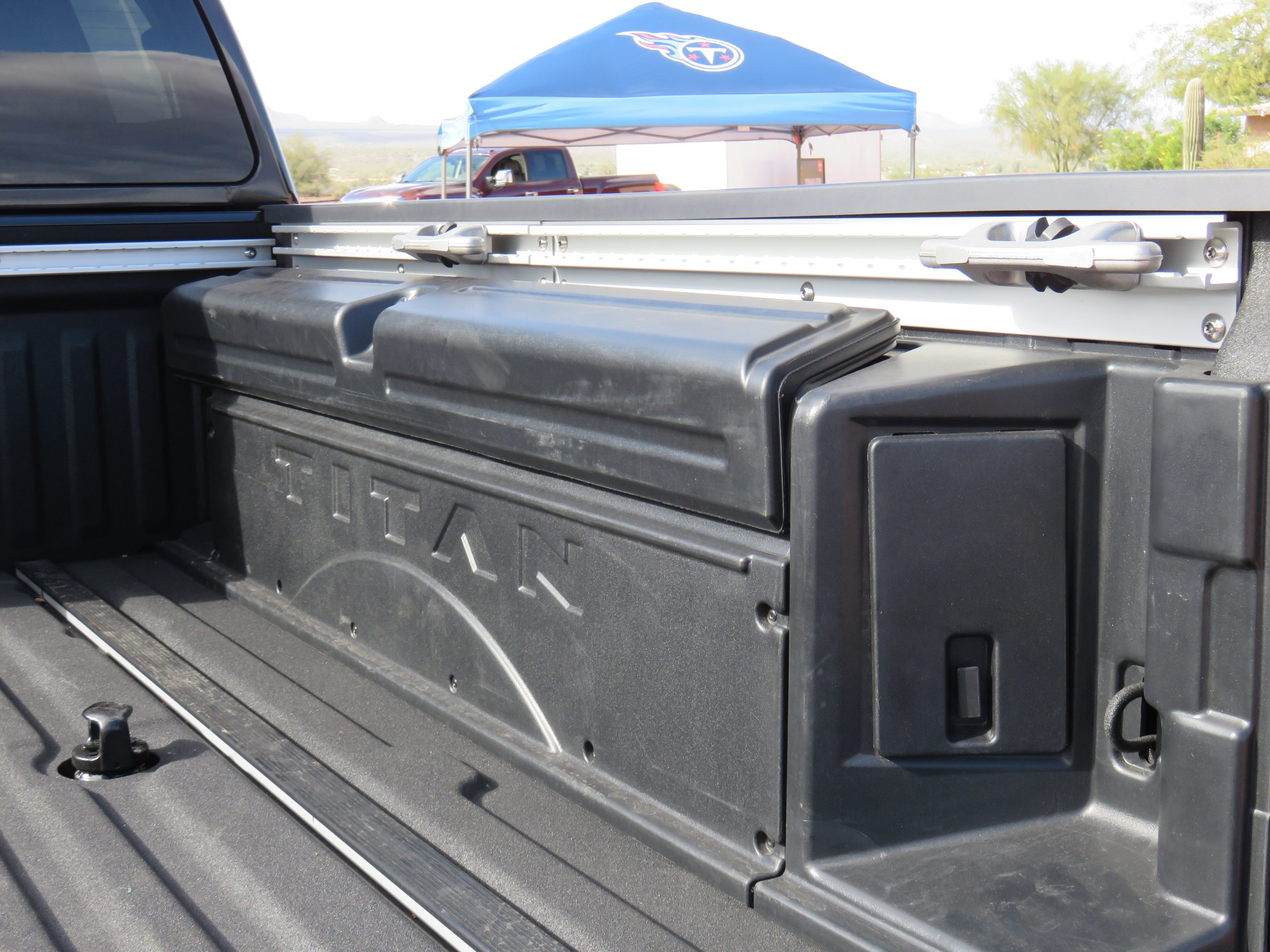 Hydraulic Truck Bed Cover