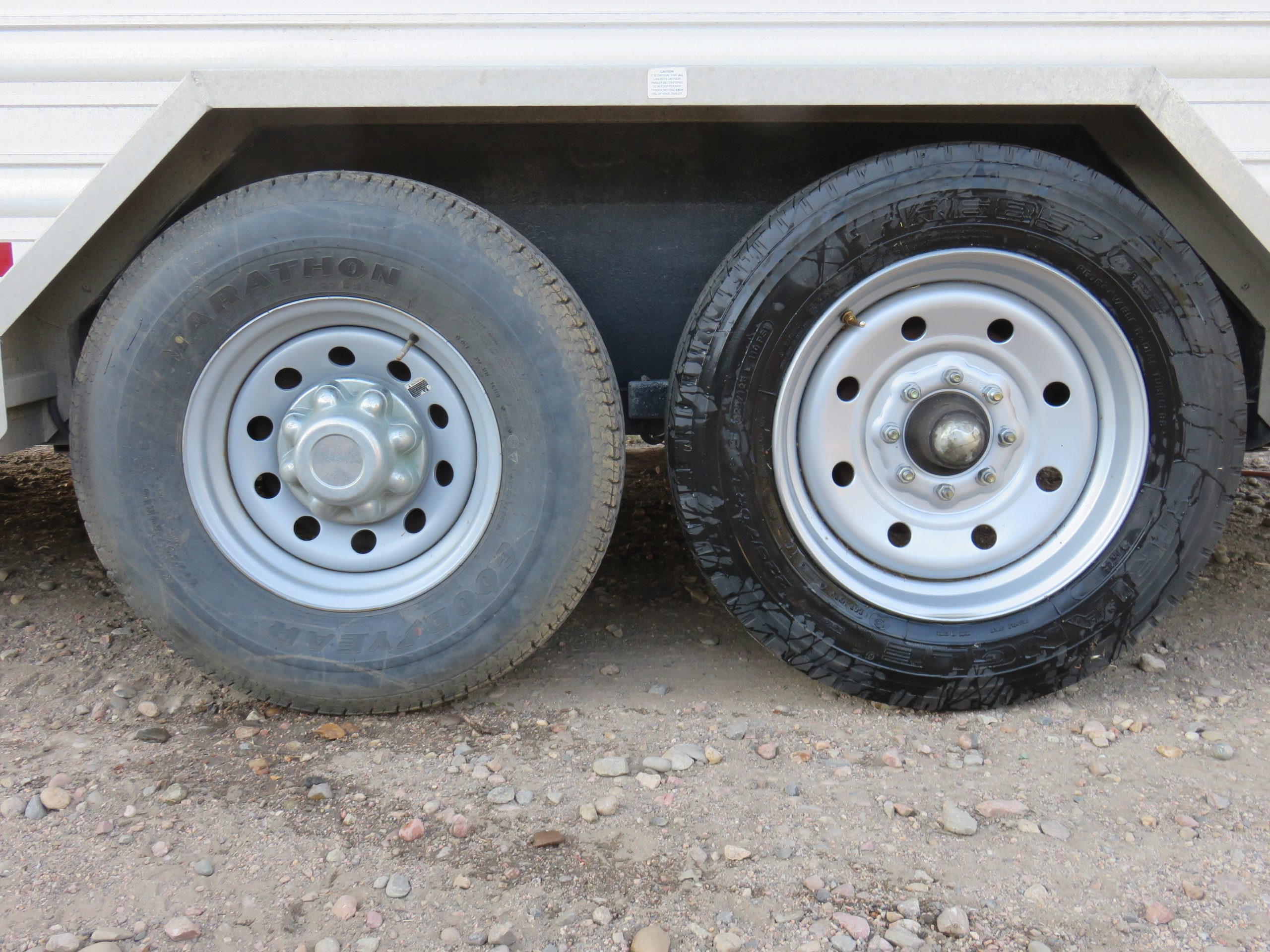 Boar Trailer Tire And Wheel Trailer Towing Advice