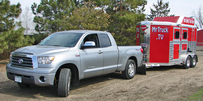 toyota lowers tundra tow ratings gains credibility autos post. Black Bedroom Furniture Sets. Home Design Ideas