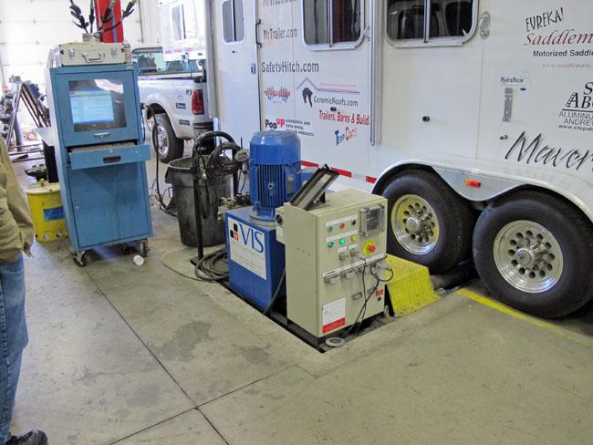 DirecLink trailer brake controller, ABS fast powerful