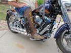 leather legs, half chaps, tapaderos, leggings