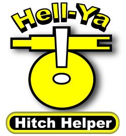 Hell-ya Hitchhelper logo