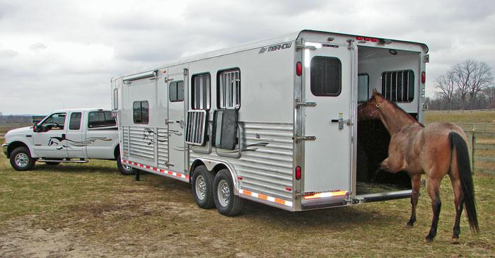 Merhow Horse Trailers Welcome To Mrtrailer Com