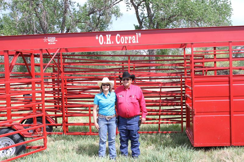 Titan West Heavy Duty Cattle Handling Equipment