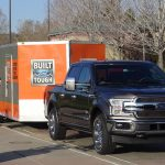 2018 Ford F150 media launch