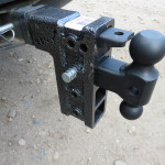 Geny Hitch adjustable receiver coupler
