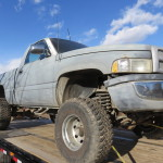 1994 Dodge Ram 1500 Second Gen lifted project truck
