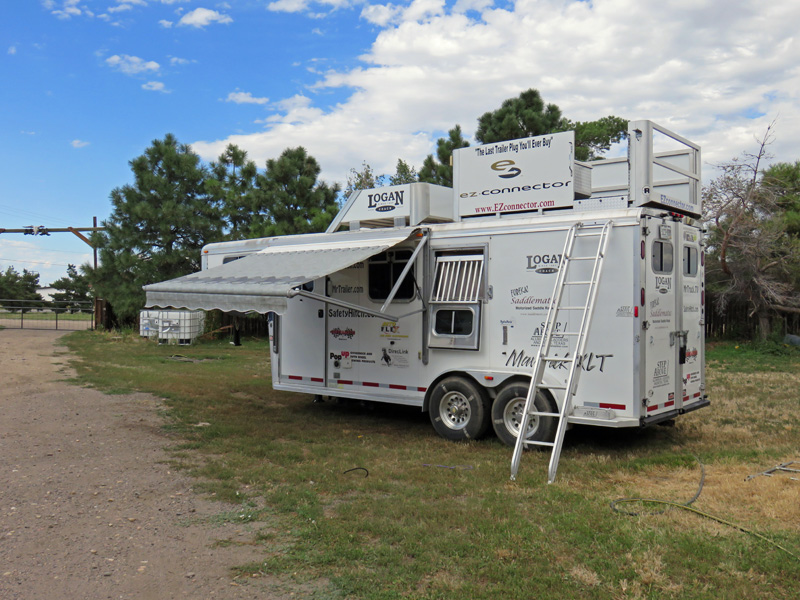 For Questions 303 883 1300 15000 In Trailer Accessories We Used Reviews On Websites Magazines And RFD TV Email Kentmrtruck Horse Expo Show