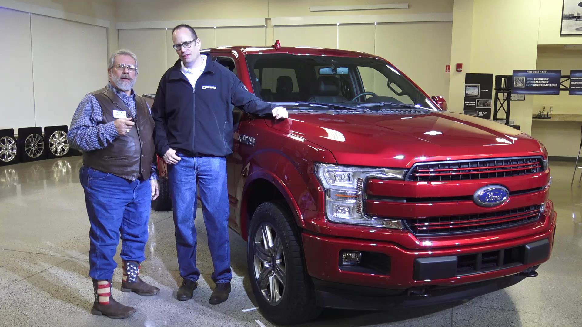 Ford F150 2018 Introduced in Detroit