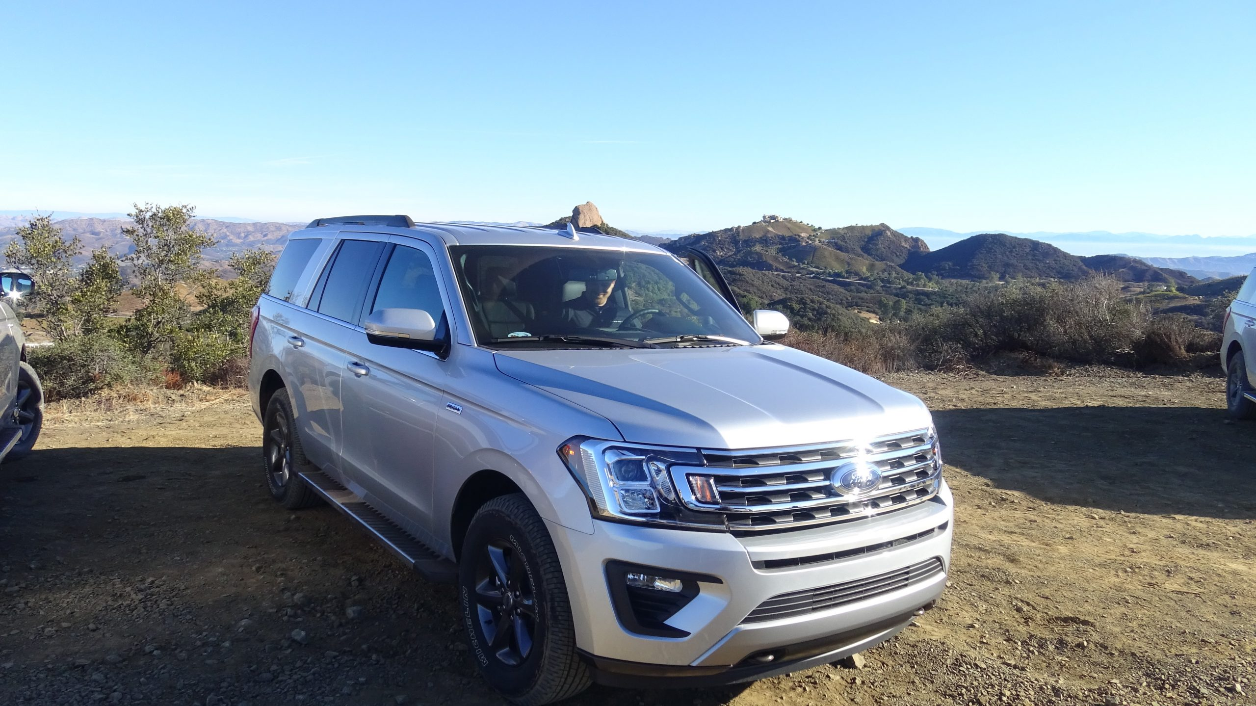 According To Todd Hoevener Expedition Chief Engineer The  Expedition Has A Higher Belt Line More Angle To The Pillars More Functional Luggage Rack