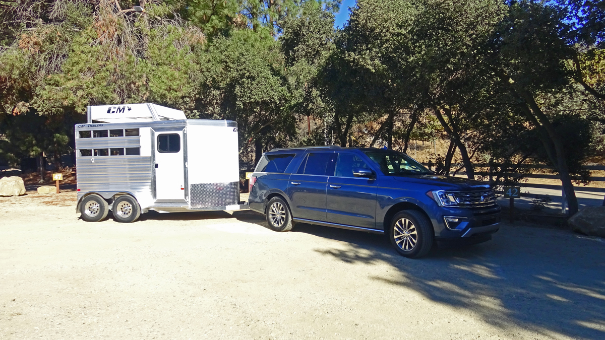 2018 Ford Expedition First Drive In Malibu Ca Towing Trailers