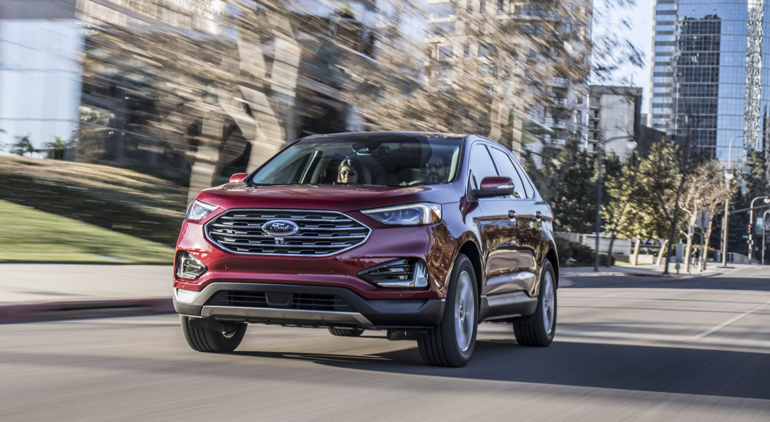 All New  Ford Edge St
