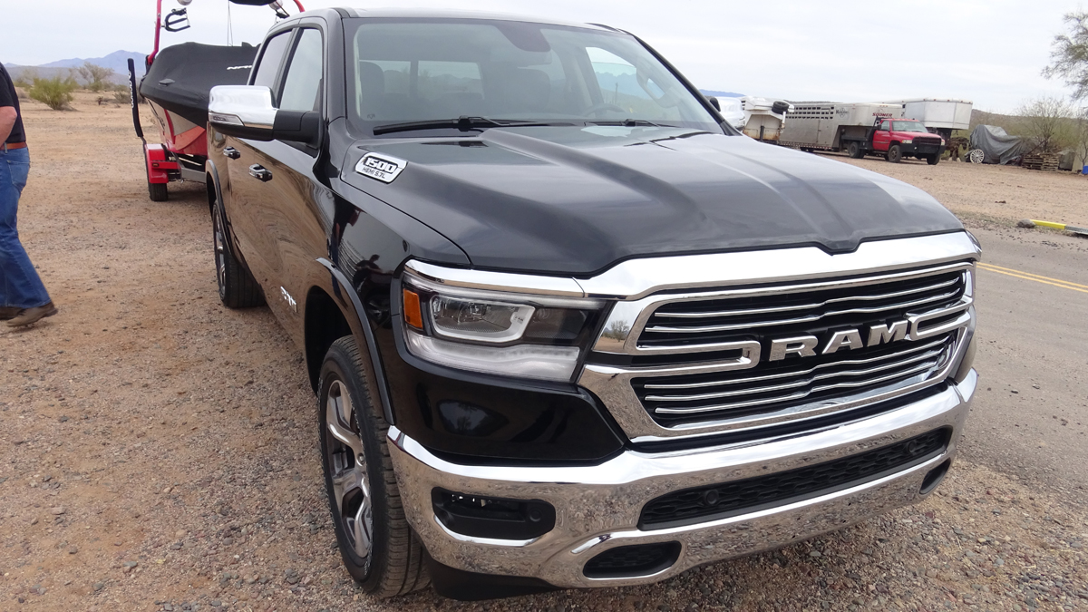2019 all new Ram 1500 first drive