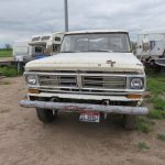1971 Ford F250 High Boy build project