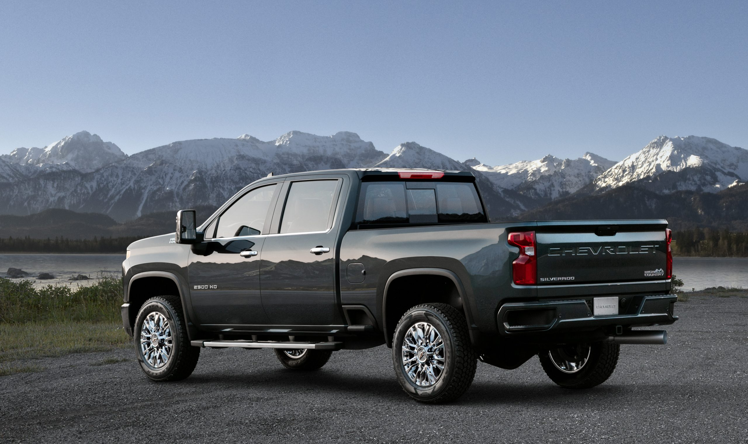 All new 2020 Chevrolet HD Silverado to Debut in February ...