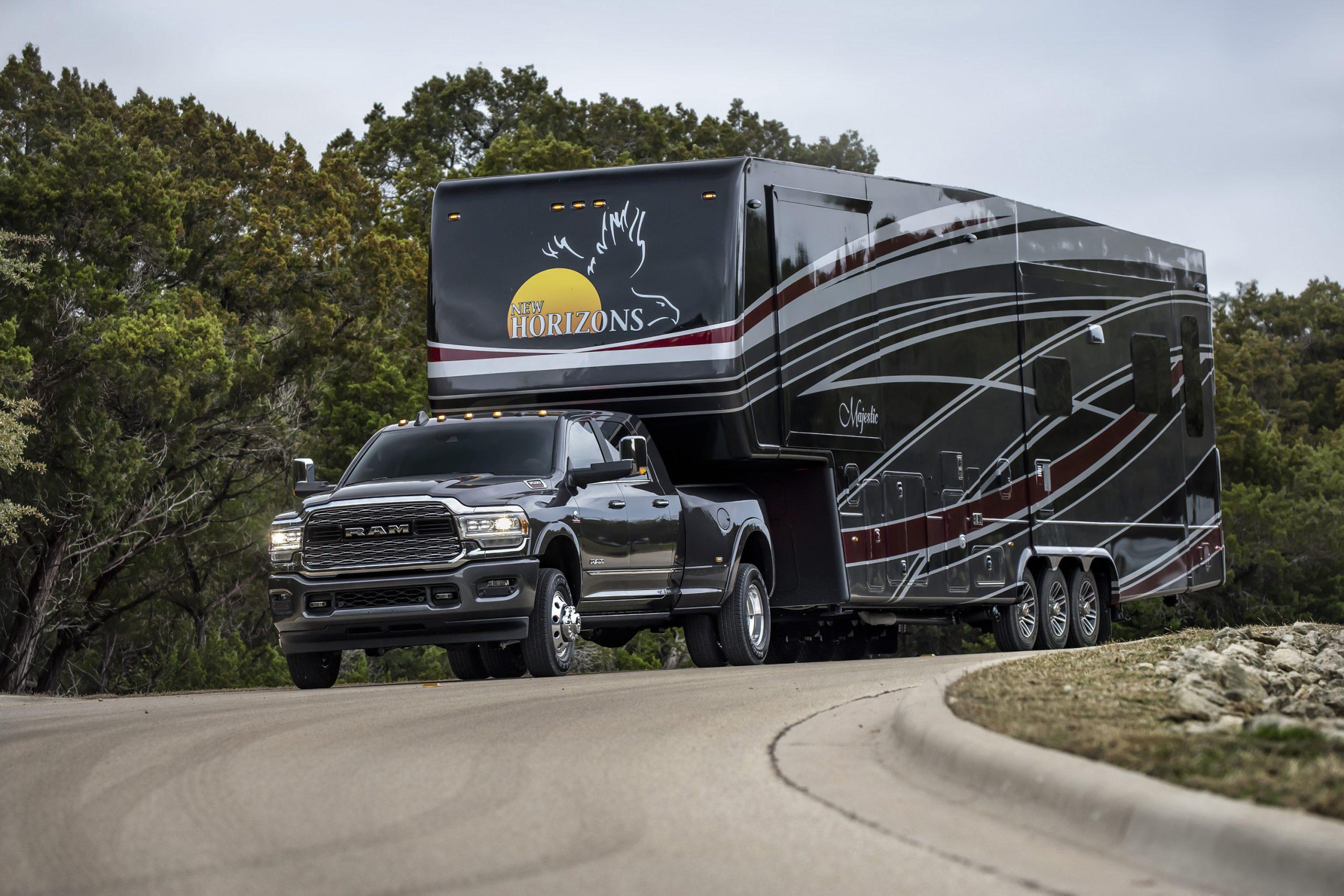 Thousand lb-ft Torque Ram Diesel 2019