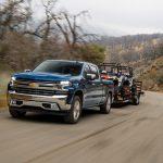 Chevrolet 3.0L inline 6 cylinder diesel 2020