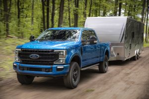 Ford 2020 Super Duty Tremor off-road F250 and F350
