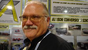 CA Conversions Allison Transmissions behind all Diesels
