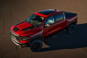All-new 2021 Ram 1500 TRX