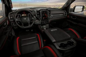 All-new 2021 Ram 1500 TRX interior