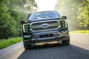 Ford F150 Hybrid warranty