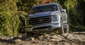 Ford F150 Gets Tremor