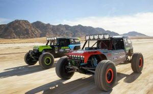 Bronco ULTRA4 4400 Unlimited Class Extreme Race Trucks