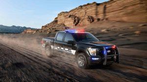 2021 Ford F150 Police Responder